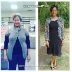 Jeannette lost 60 pounds