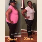 Jeanine lost 63 pounds