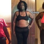 Linda lost 55 pounds