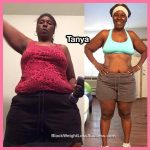 Tanya lost 51 pounds