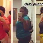Brittany lost 62 pounds