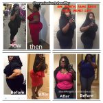 Jemeko lost over 60 pounds