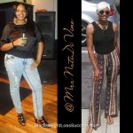 Na-Tiera lost 82 pounds