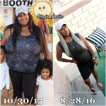 Sommer lost 125 pounds