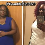 Tequilla lost 42 pounds