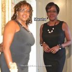 Marsha lost 43 pounds
