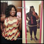 Ranasha lost 52 pounds