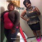 Brittany lost 69 pounds