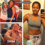 Dr. Ebony lost 49 pounds