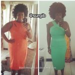 Genae lost 63 pounds