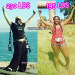 Giftie lost 58 pounds