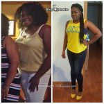 Latoya lost 39 pounds