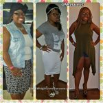 Raenae lost 34 pounds
