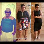 Fleurette lost 46 pounds