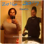 Pammieac lost 34 pounds