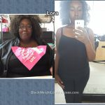 Lora lost 187 pounds