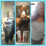 Rosalin lost 181 pounds