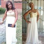 Anelisa lost 54 pounds
