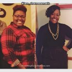 Shar'nee lost 110 pounds