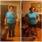 Tammie lost 47 pounds