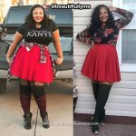 Tiffany lost 80 pounds