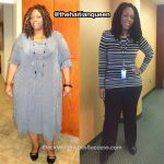 Beatrice lost 170 pounds