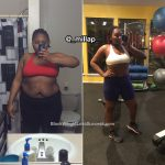 Camilla lost 68 pounds