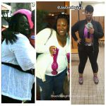 Jasmaine lost 65 pounds