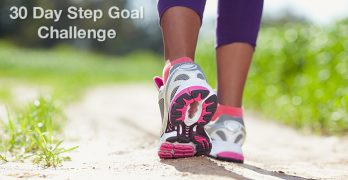 June 30 Day Step Goal Challenge