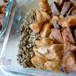 Simple Chicken and Sweet Potato Meal Prep