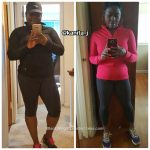 Kanita lost 46 pounds