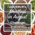 Meatless in August Challenge