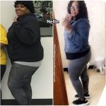 Nellie lost 37 pounds