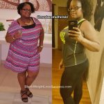 Tammie lost 66 pounds