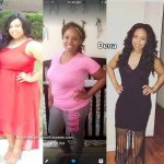 Dena lost 83 pounds